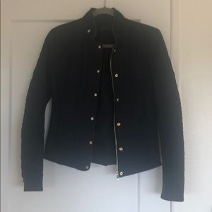 Zara baby quilted jacket S